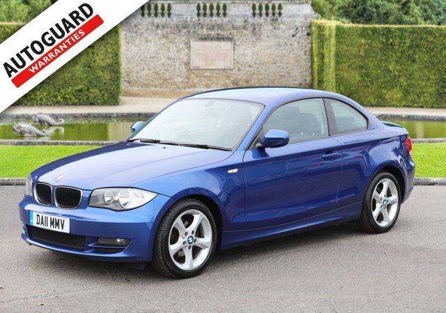 2011 11 BMW 1 SERIES 2.0 118D SPORT 2d 141 BHP