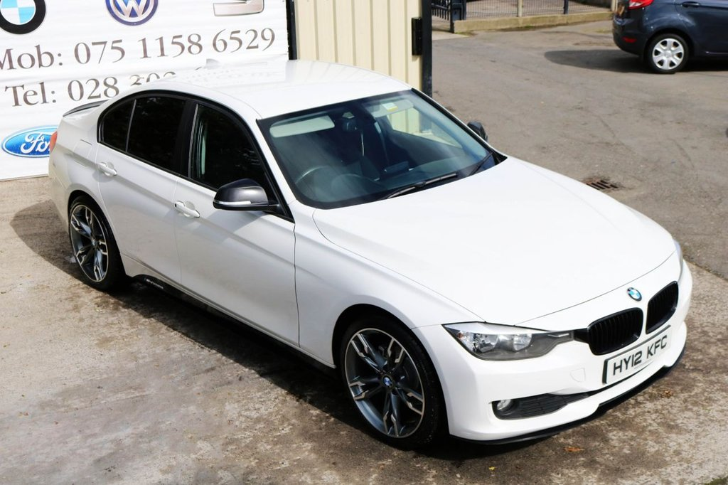 2012 Bmw 3 Series 320d Efficientdynamics 8 450