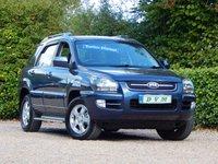 2008 KIA SPORTAGE 2.0 XS CRDI 5d 139 BHP £3970.00