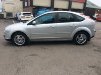 USED 2007 57 FORD FOCUS 2.0 GHIA 16V 5d AUTO 144 BHP SERVICE HISTORY