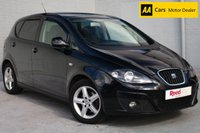 USED 2012 62 SEAT ALTEA 1.6 S EMOCION ECOMOTIVE CR TDI 5d 103 BHP FULL SERVICE HISTORY + 1 OWNER