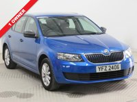 USED 2015 15 SKODA OCTAVIA 1.6 S TDI 5d 109 BHP 1 Owner, Service History, last serviced in September 2018 at 25,484 miles, MOT until September 2019, in stunning Race Bluer, A/c, Bluetooth, USB/AUX, Leather Steering Wheel, Alloys, 2 Keys. £0 Road fund Licence. Free RAC Warranty & Breakdown Cover. Nationwide Delivery Available. Finance Available at 9.9% APR representative..