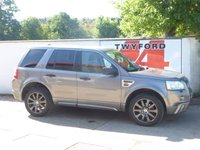 """USED 2007 57 LAND ROVER FREELANDER 2.2 TD4 HSE 5d AUTO 159 BHP HST BODY STYLING KIT,19"""" ALLOYS,PRIVACY GLASS"""