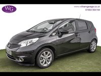 USED 2016 16 NISSAN NOTE 1.5 TEKNA DCI 5d 90 BHP