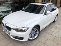 2014 BMW 3 SERIES 2.0 316D SPORT 4d AUTO 114 BHP £14995.00