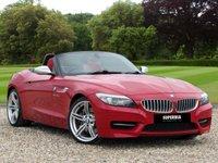 2011 BMW Z4 3.0 Z4 SDRIVE35IS ROADSTER 2d AUTO 340 BHP £17985.00