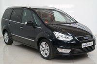 2013 FORD GALAXY 2.2 TITANIUM X TDCI 5d AUTO 197 BHP £12950.00