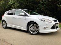 2012 FORD FOCUS 1.6 TITANIUM X TDCI 5d 113 BHP £7290.00