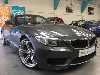 2014 BMW Z4 2.0 Z4 SDRIVE20I M SPORT ROADSTER 2d AUTO 181 BHP £17990.00