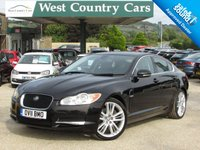 USED 2011 11 JAGUAR XF 3.0 V6 S PORTFOLIO 4d 275 BHP Well Cared for XF Automatic