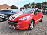 USED 2008 58 PEUGEOT 207 1.4 SPORT 3dr FINANCE AND DELIVERY AVAILABLE