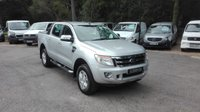 2015 FORD RANGER 3.2 LIMITED 4X4 DCB TDCI £15995.00