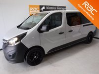 USED 2015 65 VAUXHALL VIVARO 1.6 COMBI CDTI 5d 115 BHP GREAT PEOPLE CARRIER FINISHED IN GLEAMING METALLIC SILVER ONE OWNER FROM NEW WITH FULL HISTORY, COMES WITH ICE COLD AIR CON, CRUISE CONTROL, REMOTE CENTRAL LOCKING, ELEC MIRRORS, ELEC WINDOWS, PARKING SENSORS, SIX SEATS, READY FOR WORK OR LEISURE, WILL COME FULLY SERVICED AND 12 MONTHS MOT