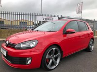 USED 2010 60 VOLKSWAGEN GOLF 2.0 GTI 5d 210 BHP