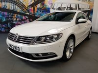 2013 VOLKSWAGEN CC 2.0 GT TDI BLUEMOTION TECHNOLOGY 4d 175 BHP