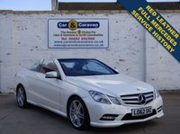 USED 2013 62 MERCEDES-BENZ E CLASS 3.0 E350 CDI BLUEEFFICIENCY SPORT 2d AUTO 265 BHP Full Mercedes History NAV A/C Buy Now, Pay in 2 Months!