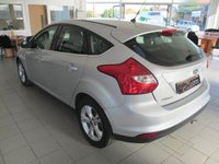 USED 2012 12 FORD FOCUS 1.6 ZETEC TDCI 5d 113 BHP