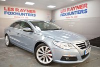 USED 2009 59 VOLKSWAGEN PASSAT 2.0 CC GT TDI 4d 138 BHP 18in Turbine Alloys, Climate control, Privacy Glass, Autolights