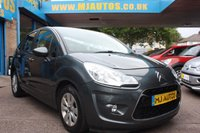 2013 CITROEN C3 1.2 VTR PLUS 5dr 82 BHP £4295.00