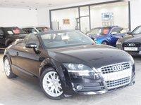 USED 2009 09 AUDI TT 1.8 TFSI 2d 160 BHP LOW MILES +MOT SEPTEMBER 19+FS