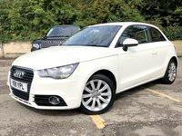 2011 AUDI A1 1.6 TDI SPORT 3 DOOR, 7 SERVICES, 20 POUND PER YEAR TAX £6290.00