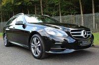 2014 MERCEDES-BENZ E CLASS 2.1 E220 CDI SE 5d AUTO 168 BHP £14500.00