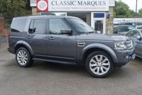 2014 LAND ROVER DISCOVERY 4 3.0 SDV6 HSE 5d AUTO 255 BHP £25990.00