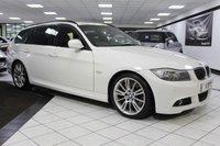 2012 BMW 3 SERIES 3.0 335D M SPORT TOURING AUTO 282 BHP £12950.00
