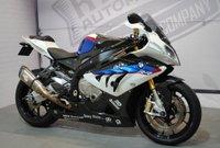 2013 BMW S1000RR MOTORSPORT ABS £9400.00