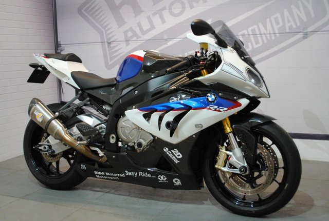 2013 13 BMW S1000RR MOTORSPORT ABS