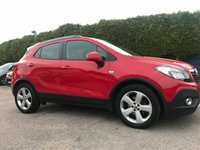 USED 2015 65 VAUXHALL MOKKA 1.6 TECH LINE S/S 5d LOW MILEAGE AND ONE PRIVATE OWNER FROM NEW  NO DEPOSIT  PCP/HP FINANCE ARRANGED, APPLY HERE NOW