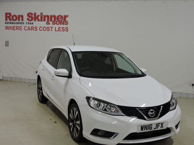View our 2016 16 NISSAN PULSAR 1.5 N-TEC DCI 5d 110 BHP