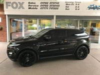 USED 2014 63 LAND ROVER RANGE ROVER EVOQUE 2.2 SD4 DYNAMIC 3d AUTO 190 BHP LAND ROVER RANGE ROVER EVOQUE 2.2 SD4 DYNAMIC 3d AUTO 190 BHP