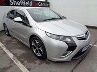 2015 VAUXHALL AMPERA 1.4 ELECTRON 5d AUTO 150 BHP £11275.00