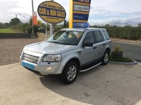 2007 LAND ROVER FREELANDER GS 2.2 TD4 **AUTOMATIC**FIND A BETTER ONE** £6495.00