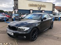 2011 BMW 1 SERIES 2.0 120D M SPORT 2d 175 BHP £8495.00