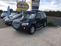 2010 LAND ROVER FREELANDER HSE 2.2 TD4 **AUTOMATIC**A GENUINE 57000 MILES** £11495.00