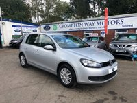 USED 2012 62 VOLKSWAGEN GOLF 1.2 S TSI 5d 84 BHP 0%  FINANCE AVAILABLE ON THIS CAR P