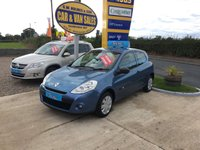 2009 RENAULT CLIO EXTREME 1.1 3 DOOR **ONE LADY OWNER**A GENUINE 24000** £SOLD