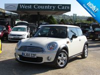 USED 2010 60 MINI HATCH ONE 1.6 ONE D 3d 90 BHP Fun To Drive And Economical
