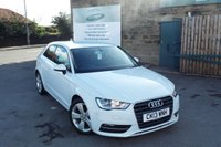 USED 2013 13 AUDI A3 1.6 TDI SPORT 3d 104 BHP Two Owners ZERO Rate Road Tax