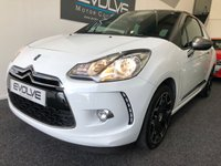 USED 2014 64 CITROEN DS3 1.6 E-HDI DSTYLE PLUS 3d 90 BHP £0 TAX! LOW MILES! HIGH MPG! RECENT SERVICE!