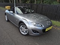 USED 2011 11 MAZDA MX-5 1.8 I SE 2d 125 BHP Two Owners Since New 44000 Miles