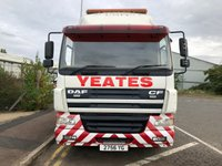 USED 2003 DAF TRUCKS CF 0.0 FA CF 65.220 SLP 1d 217 BHP BONIFACE TILT AND SLIDE WITH BONFIGLIOLI HIAB - 21 TON !!!