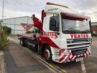 2003 DAF TRUCKS CF 0.0 FA CF 65.220 SLP 1d 217 BHP £32000.00