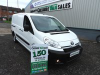 2015 TOYOTA PROACE 2.0 L2H1 HDI 1200 127 BHP 1 OWNER AIR CONDITIONING £7795.00