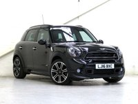 2016 MINI COUNTRYMAN 2.0 COOPER SD ALL4 5d AUTO 141 BHP [SPORT CHILI PACK] [MEDIA PACK] £18483.00
