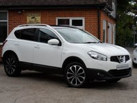 USED 2011 11 NISSAN QASHQAI 1.6 TEKNA 5d 117 BHP LOW RATE FINANCE AVAILABLE!