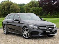USED 2014 64 MERCEDES-BENZ C CLASS 2.1 C250 BLUETEC AMG LINE 5d AUTO 204 BHP STYLISH and PRACTICAL