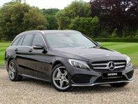2014 MERCEDES-BENZ C CLASS 2.1 C250 BLUETEC AMG LINE 5d AUTO 204 BHP £18139.00